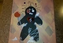Paintings / New Orleans Voodoo Couple  / by New Orleans VoodooCouple