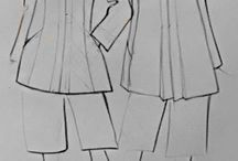 Пальто / Пальто с рукавом покроя реглан