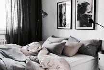 FLAT INTERIOR bedroom