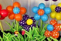 fiori balloon