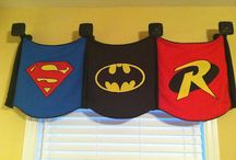 Superhero room / by Christy Cornelson