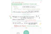 >> Webdesign << / by Myriam Blondy