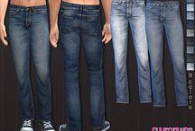 Sims 4 Hombre