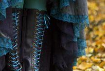 Witch's Wardrobe / by Melody Recktenwald