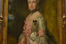 Kunsthistorisches Museum Wien - woman's portraits