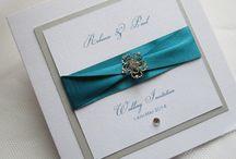 Tarjetas de boda / Partes de boda