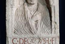 La mort chez les romains