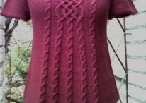 Knit for woman