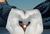 Snow Art ❄️