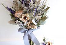 Gelin çiçeği-damat çiçeği