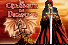 Le Chasseur de Dragons / Le Chasseur de Dragons - dragonslayer http://www.magie-medievale.com
