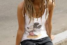 Dreadlocks. DOING IT.