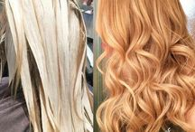 Lovely hair colors