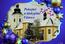 Zima, vánoce / co je zajímavého u nás a v okolí