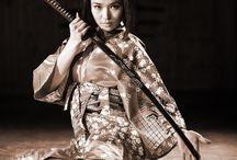 Warrior Woman / Женщина-воин