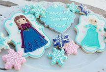 Cookie Creations: Characters