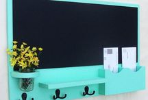 I've got this thing about CHALK BOARDS!