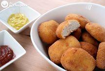 COCINA: rebozados y empanados