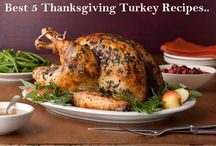 Best 5 Thanksgiving Turkey Recipes