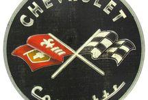 Chevrolet Corvette / by Jeff Watson