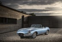 Jaguar E-type Zero full electric car