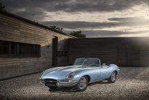 Jaguar E-type Zero full electric car