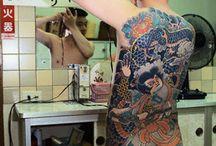 Tat'me ! / Tattoo art.