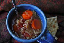 Recipes: Soups & Stews