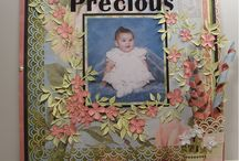 Crafts-Heartedly Handcrafted Scrapbook Layout / Scrapbooking