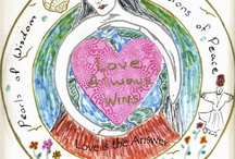 Peace, Love & Harmony / Peace is in us to create. This is an invitation for all 'peace-builders' to create one act of peace in the world today.