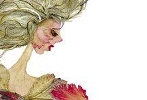 florotypia - sztuka tworzenia obrazów z zasuszonych roślin - dried pressed flower art / florotypies by Elżbieta Wodała http://elzbietawodala_florotypie.republika.pl