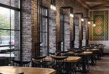 Interesting Cafe Design