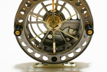 JW Young Centrepin reels