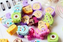 Small erasers