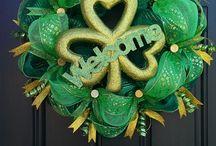 St.Patricks crafts