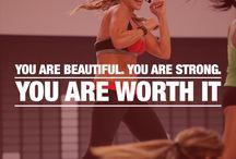 fitness motivation / by Jenn Lynch