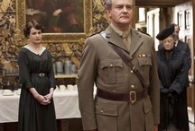 Life at DOWNTON ABBEY / I LOVE, LOVE, LOVE this series!! Can't wait for Sunday night to role around to catch the next episode. Must buy the uncut British version though, as PBS slices and dices it to fit in their time frame and we American audiences miss a great deal.  / by DKM in Goliad