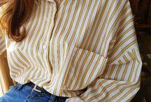 camisas rayadas