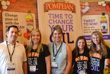 BlogHer Food 2013 / by Pompeian Inc