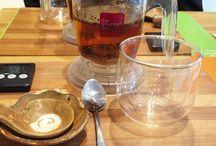 Chá The Gourmet Tea – Shopping Morumbi / Como nem só de café sobrevivem as pessoas (quer dizer, eu acho…), resolvemos provar o famoso chá da The Gourmet Tea no Shopping Morumbi.