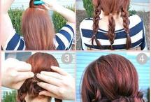 Idea's For Sabrina's Hair