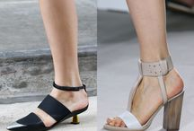 SS15 Catwalks Heel Types / Shoes Shoes Shoes