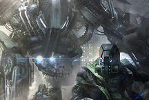 Future and Cyberpunk