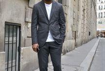 Man's dressing