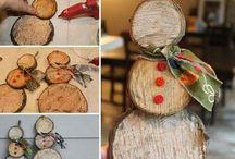 Kid Christmas craft