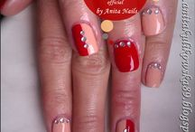 Nails my friends made by me