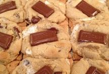 Sweet treats / by Kacie Bowe