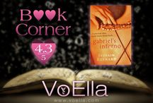 VoElla Book Corner / Our collection of book reviews, author spotlights and more, under the direction of Editor Susan Byrum
