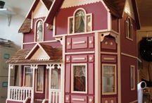 Maisons de poupées_ Dollhouses