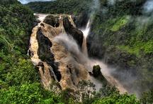 Australian Waterfalls
